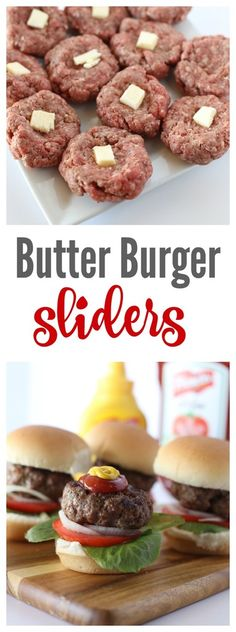 The Best Butter Burger Sliders #ad #FrenchsCrowd #FrenchsMustard