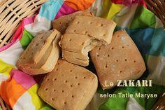 Le zakari craquant et moelleux se trouve à présent difficilement dans les boulangeries. Heureusement, Tatie Maryse vous en donne sa fameuse recette !