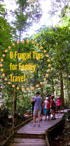 6 Frugal Tips for Family Travel - Tales of a Ranting Ginger