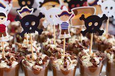Antônio 6 anos - Festa Pirata!!! Yo Ho Ho #partydecor #euquefiz #festapirata #pirateparty #maedemenino #oquemefazfeliz