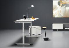 Schreibtisch Sit & Stand Free - OKA, ergonomischer Schreibtisch