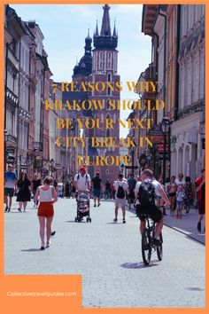Wondering what's in Krakow, Poland? Check out our travel guide for reasons to visit Krakow.