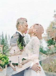 Featured on Joy Wed. Creative Photography, Fine Art Photography, Wedding Photography, Double Exposure, Perfect Photo, Veils, Photoshoot Ideas, Wedding Inspiration, Joy
