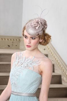 Jane Taylor Millinery. I like the composition.