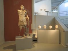 #Thassos Archaeological #Museum in #Greece - Need Another Holiday | travel blog for trip-takers and city-breakers