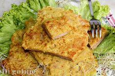 Di gotuje: Kotlety sojowe w cieście serowym z curry