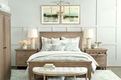 Isabella bedroom collection from Ballard Designs