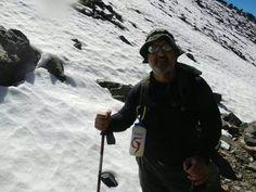 Daniel Maldinado, rumbo a la cima. Con el apoyo de DeMusculos.com