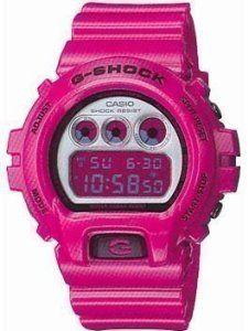 Casio Women's G-Shock Watch DW6900CS-4