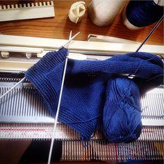 Mixing techniques & patterns = more fun at work 😋 #knit #knitting #machineknitting #cotton #yarn #sweater #cardigan #kidsfashion #slowfashion #slowliving #slowlife #handmade #eco #madeinpoland #diy #queenzoja #ss2015 #work & #fun