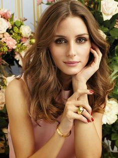 The Olivia Palermo Lookbook : Olivia Palermo x Ciate London Spring 2015 Nail Polish Collection