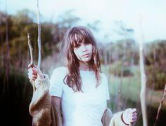 Felicity Jones by Eliot Lee Hazel