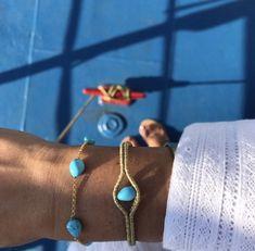 Bracelet turquoise #antoniakarra