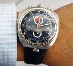 vintage Bucherer watch