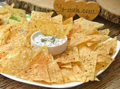 How to make chips from yufkadan? We explained the recipe of Yufkadan Chips that you can easily make How To Make Chips, Food To Make, Snack Mix Recipes, Wie Macht Man, Salty Cake, Recipe Mix, Breakfast Items, Healthy Snacks, Brunch