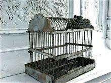 wonderful old birdcage