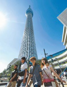 16.66 million Skytree visitors in first 100 days