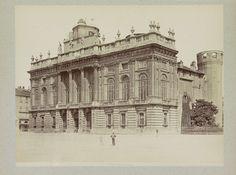 Anonymous | Palazzo Madama in Turijn, Anonymous, c. 1885 - c. 1900 |