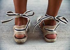 summer ankles