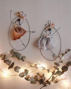 Handmade Crafts, Diy And Crafts, Dream Catcher Art, Driftwood Wall Art, Creation Crafts, Scrap Metal Art, Wire Crafts, Wire Art, Art Wall Kids