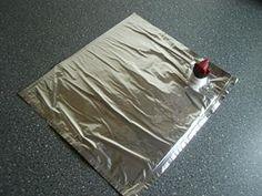 Bag-in-box (BIB) pose, 3 liter. Uden æske