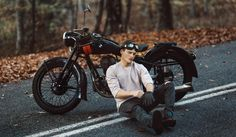 This Video Lookbook Starring a Classic BMW Bike Is All Kinds of Cool