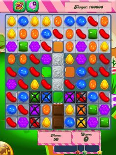 What Computer Science Students Can Learn From Candy Crush Saga