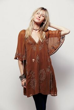 Free People Holiday Nights Dress at Free People Clothing Boutique