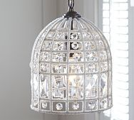 from pottery barn Love!!! For a new entry light