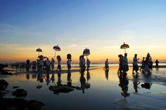 Balinese Ritual- Kuta-Bali  Bali Floating Leaf Eco-Retreat. http://balifloatingleaf.com/