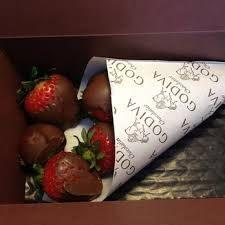 Resultado de imagen para godiva strawberries