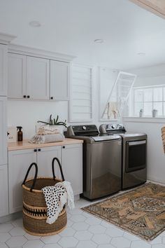 5 Reasons Why We Went With A Top Loading Washer - The Wild Decoelis Our laundry room renovation was a long process.I mean like 5 months of work to get to where we are and it isn't even finished yet. But, just as long as a Mudroom Laundry Room, Laundry Room Layouts, Laundry Room Remodel, Small Laundry Rooms, Laundry Room Organization, Laundry In Bathroom, Laundry Storage, Laundry Room Makeovers, Organization Ideas