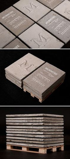 concrete business cards by #Cars and such #Cars #Car accessory| http://cars-and-such-166.lemoncoin.org