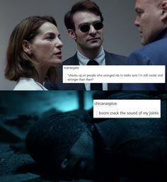Daredevil >>> these textposts are the best I've ever seen lol