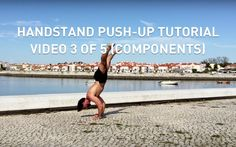 Handstand Push Up Components: