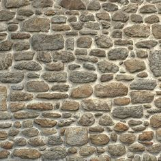 rock wall - Rock Wall by Boarini Pictures Stone Wall Design, Brick Paper, Free Paper Models, Brick And Stone, Stone Walls, Tuile, Wall Exterior, Wall Drawing, Rock Wall