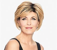 Improve The Look Of Your Hair With These Excellent Tips Short Hairstyles For Thick Hair, Layered Bob Hairstyles, Haircuts For Fine Hair, Short Hair Cuts, Bob Hair Cuts, Hairstyles For Over 50, Short Bob Cuts, Bob Haircuts For Women, Casual Hairstyles