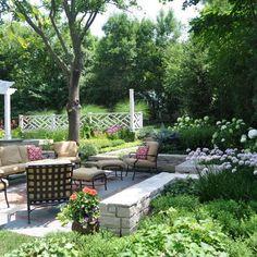Family Garden - Landscaping Photo Gallery - Chicago Landscaper