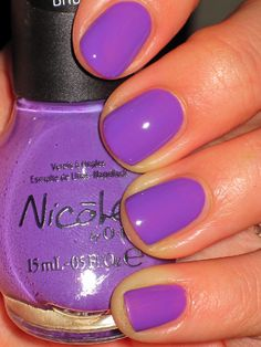 Nicole by OPI  I'm a Belieber.  Terrible name I know