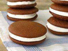 Whoopie Pies made from a Cake Mix!