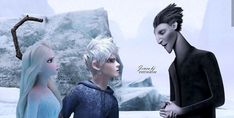 Elsa Y Jack Frost, Disney Ships, Jelsa, Elsa Frozen, Disney And Dreamworks, Tangled, Find Image, Couples, Disney Princess