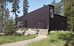 Lakeside House | Saimaa lake, Finland | NOW for Architecture and Urbanism