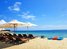 The beach is calling and it is almost the weekend... see you on the beach? #crimsonmactan #beach #cebu #beautiful #philippines