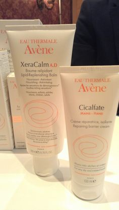 Do you have exema ? Try Avene XeraCalm AD and for dry cracked hands...Cicalfate Hand