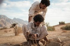 Theeb is nominated for Oscars 2016 Foreign Language Film.