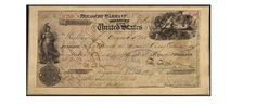 Check for the Purchase of Alaska... Cancelled check in the amount of $7.2 million, for the purchase of Alaska, issued August 1, 1868; Records of the Accounting Officers of the Department of the Treasury; Record Group 217; National Archives.