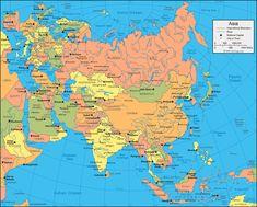 mapa europa asia artic sea curve - Buscar con Google