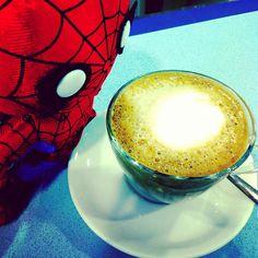 """""""Spideruccio servito e riverito  @screenweek_pic @igersitalia #igersitalia_swspidermantour"""" #amazingspiderman"""