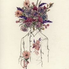 """""""Just be fucking honest about how you feel about people while you're alive."""" -John Mayer artwork by Neko Katz Illustration Art And Illustration, Landscape Illustration, Art Inspo, Kunst Inspo, Hipster Blog, Hipster Art, Indie Hipster, Arte Sketchbook, Plant Drawing"""