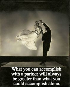 Dance Couple Quote # dance #couple #perform #progress # quote